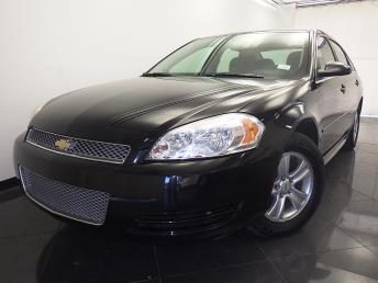 2012 Chevrolet Impala - 1330032874