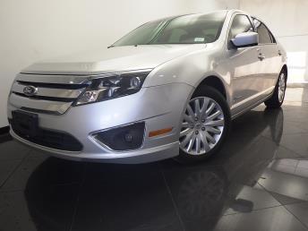 2012 Ford Fusion Hybrid - 1330033049