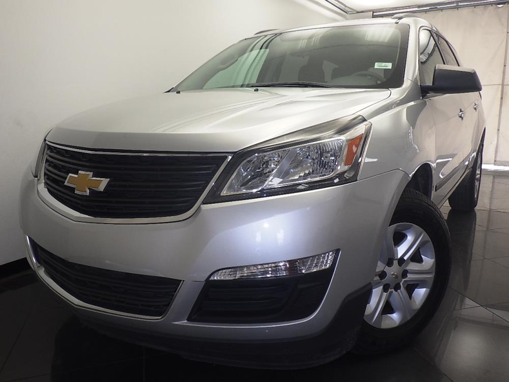 2014 Chevrolet Traverse LS - 1330033095
