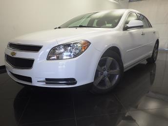 2012 Chevrolet Malibu - 1330033097