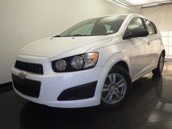 2012 Chevrolet Sonic - 1330033134