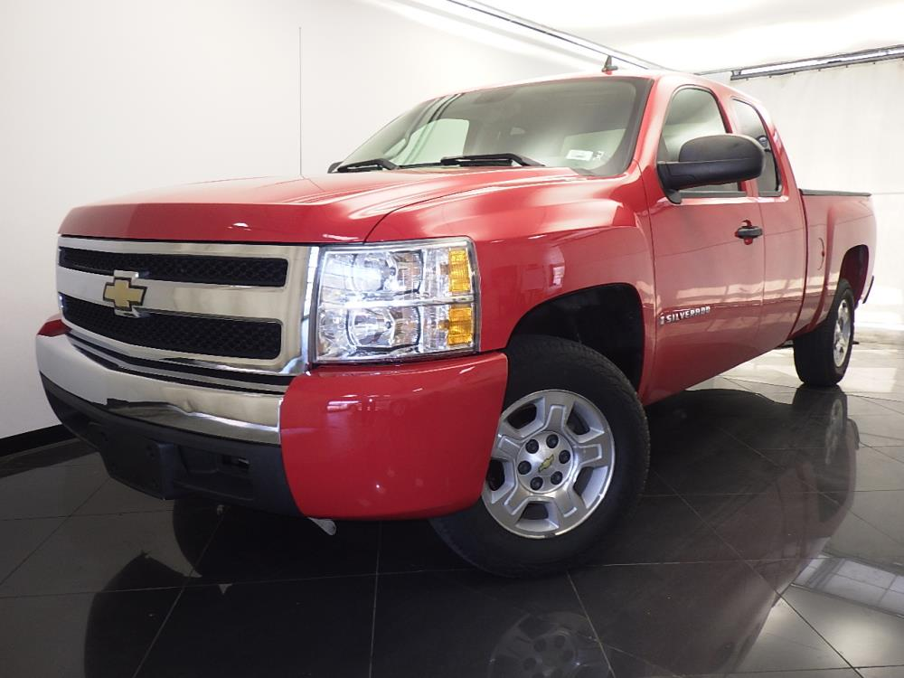 2008 Chevrolet Silverado 1500 - 1330033206