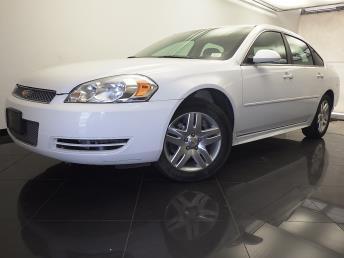 2012 Chevrolet Impala - 1330033564