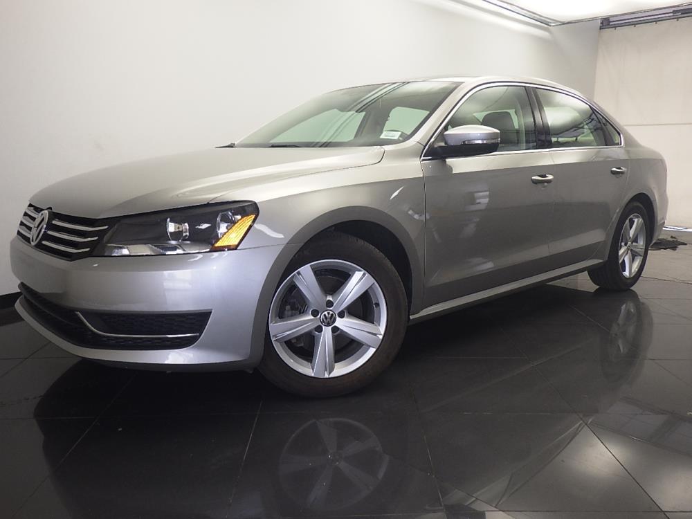2014 Volkswagen Passat 1.8T SE - 1330033805