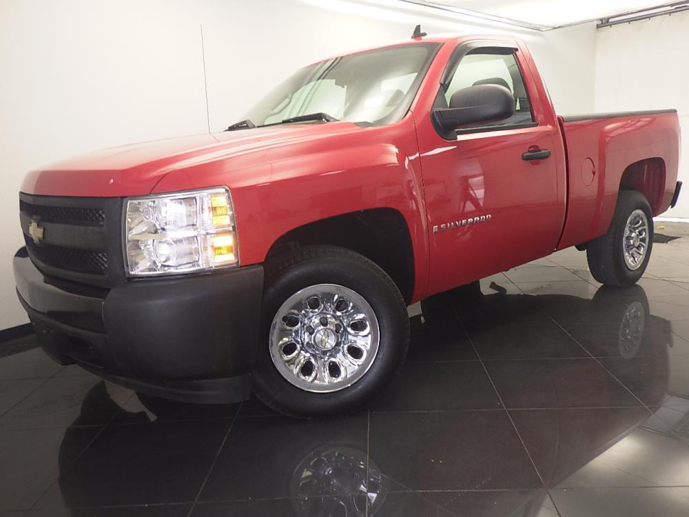 2008 Chevrolet Silverado 1500 - 1330033876