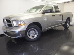 2010 Dodge Ram 1500 Quad Cab ST 6.3 ft
