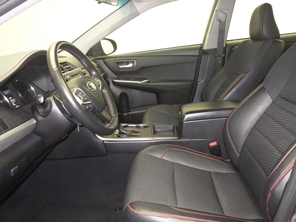 2016 Toyota Camry SE - 1330034138