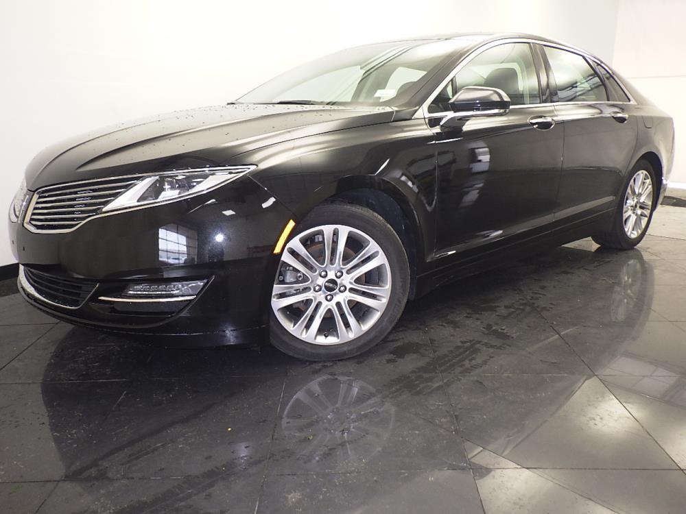 2015 Lincoln MKZ  - 1330034144