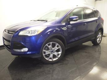 2015 Ford Escape Titanium - 1330034167
