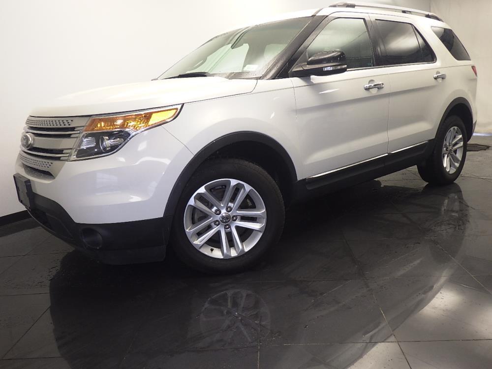 2011 Ford Explorer - 1330034222