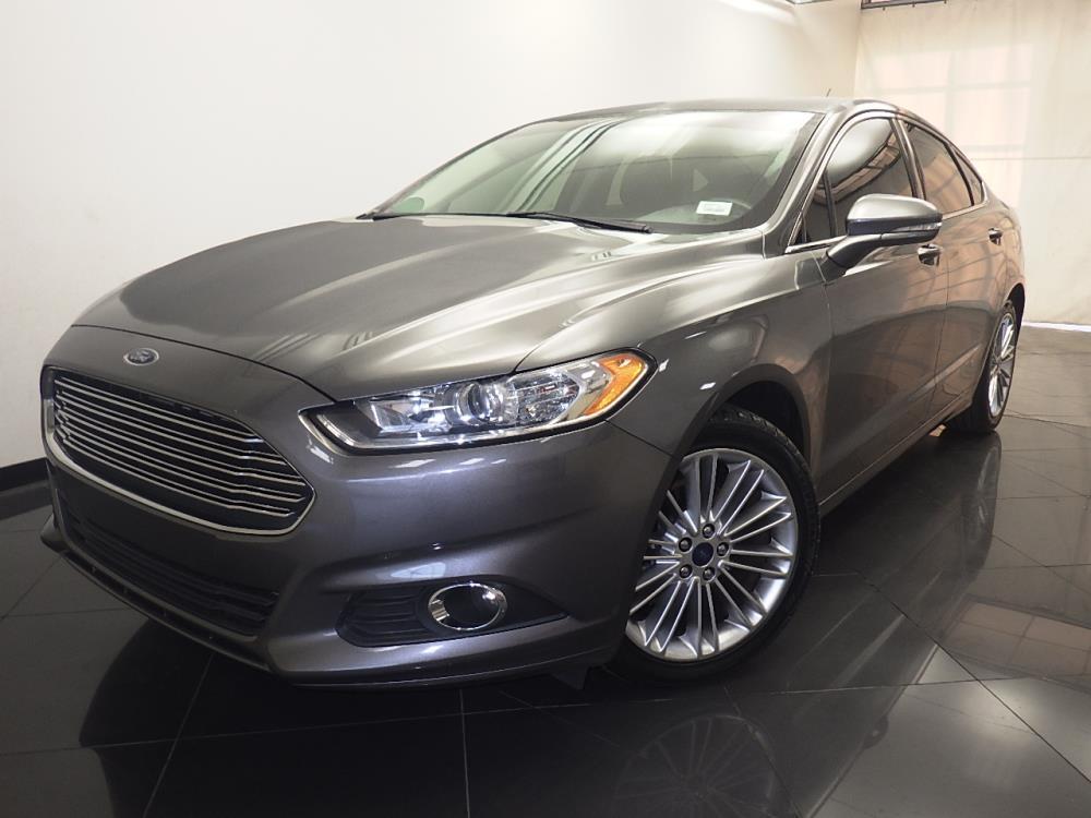 2014 Ford Fusion SE - 1330034281