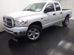 2007 Dodge Ram 1500 Quad Cab SLT 6.25 ft