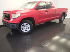 2014 Toyota Tundra Double Cab SR 8 ft