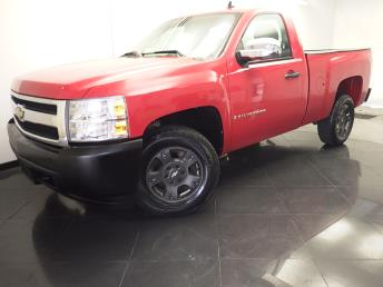 2008 Chevrolet Silverado 1500 Regular Cab Work Truck 6.5 ft - 1330034495