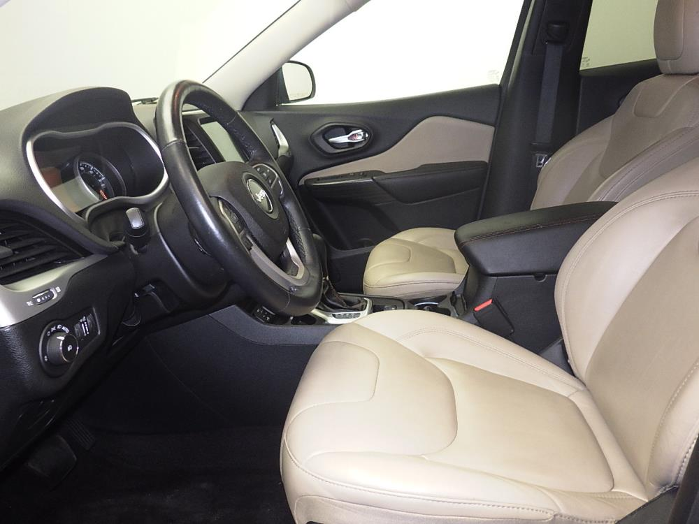 2016 Jeep Cherokee Limited - 1330034549