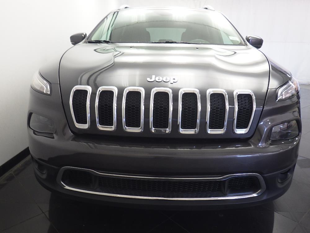 2016 Jeep Cherokee Limited - 1330034551