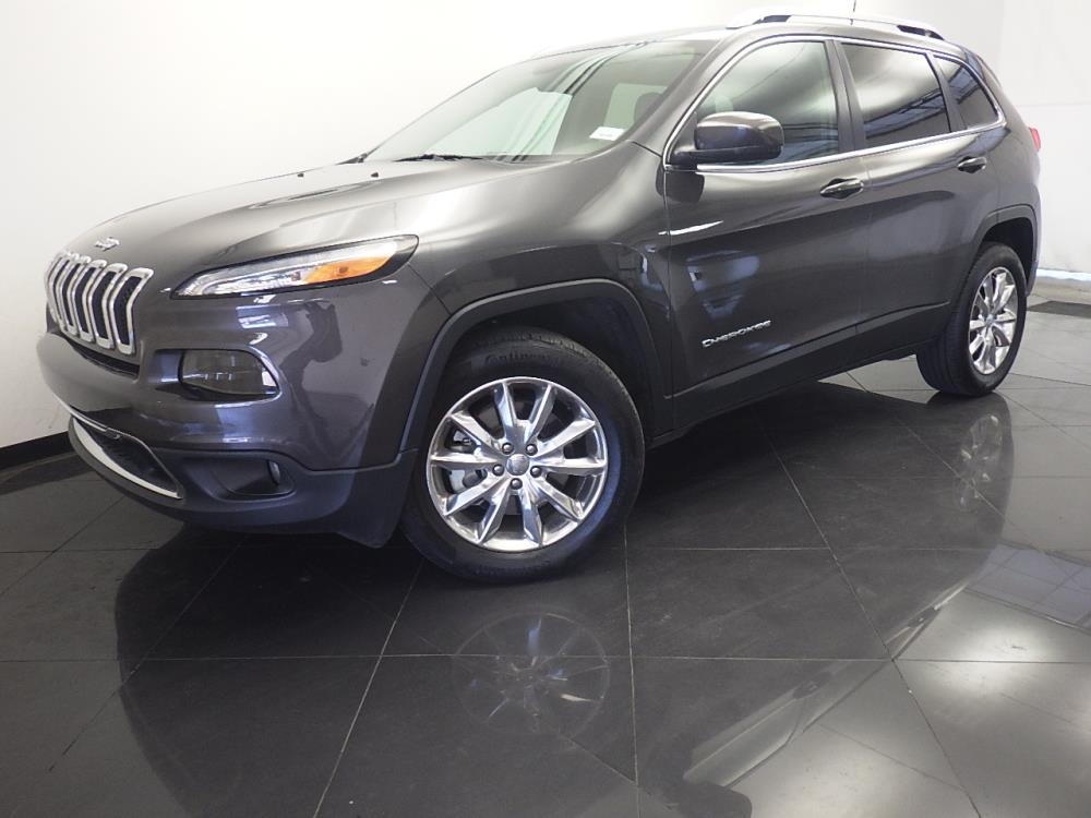 2016 Jeep Cherokee Limited - 1330034551