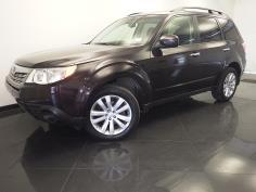 2013 Subaru Forester 2.5 X Premium