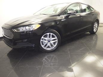 2016 Ford Fusion SE - 1330034809