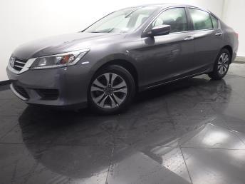2014 Honda Accord LX - 1330034990