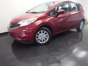 Used 2015 Nissan Versa