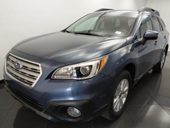 2017 Subaru Outback 2.5i Premium - 1330035202