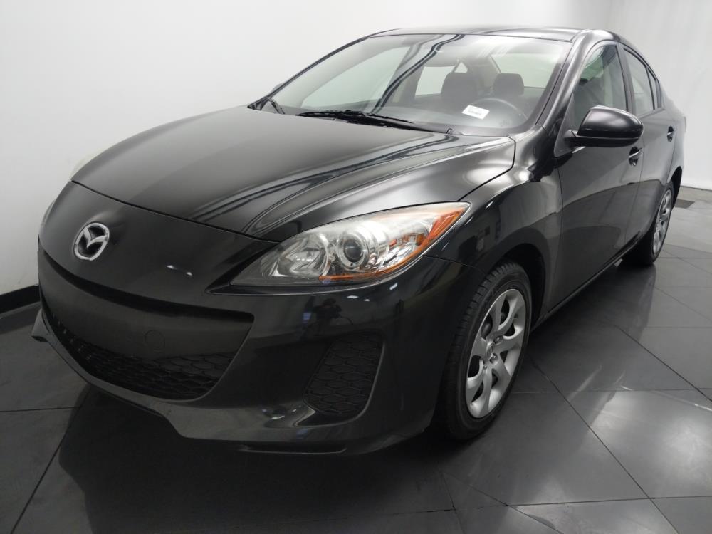 2013 Mazda Mazda3 i SV - 1330035316