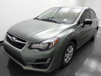 2016 Subaru Impreza 2.0i - 1330035359