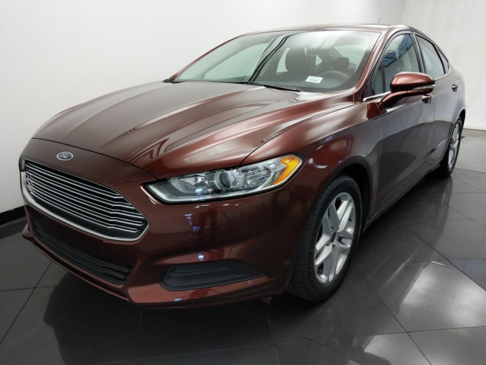 2016 Ford Fusion SE - 1330035431