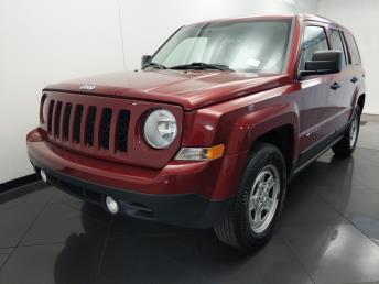 2014 Jeep Patriot Sport - 1330035461