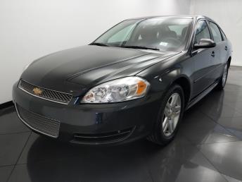 2016 Chevrolet Impala Limited LT - 1330035465