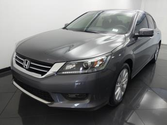 2015 Honda Accord EX-L - 1330035515