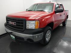 2008 GMC Sierra 1500 Crew Cab Work Truck 5.75 ft