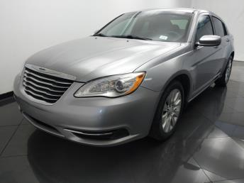2013 Chrysler 200 LX - 1330035565