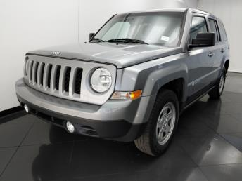2017 Jeep Patriot Sport - 1330035617