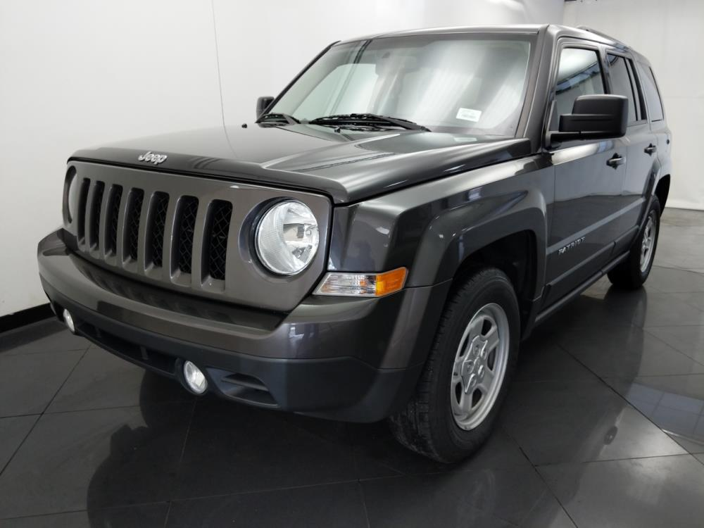 2016 Jeep Patriot Sport - 1330035673