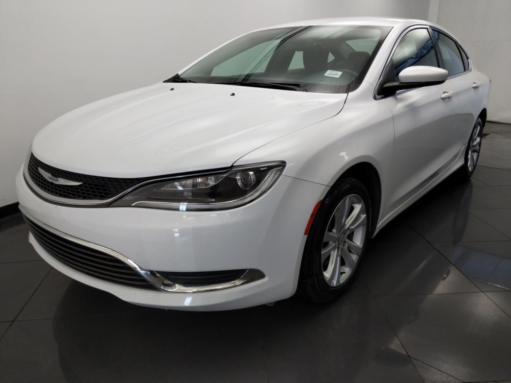 2015 Chrysler 200 Limited - 1330035705