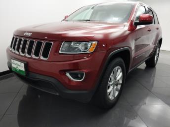 2015 Jeep Grand Cherokee Laredo - 1330035774
