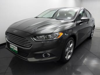 2016 Ford Fusion SE - 1330035817