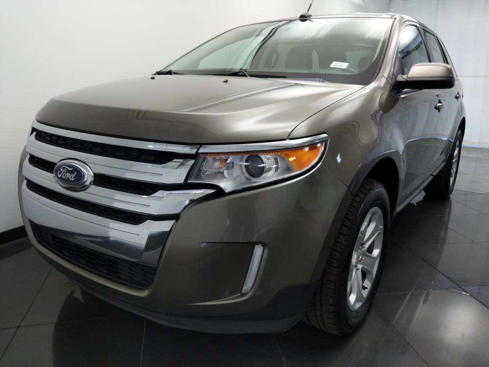 2012 Ford Edge SEL - 1330035930