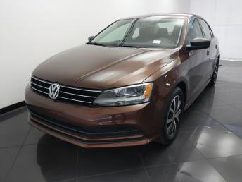 2016 Volkswagen Jetta 1.4T SE - 1330036004