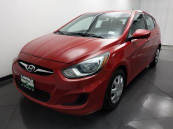 2014 Hyundai Accent GS - 1330036015