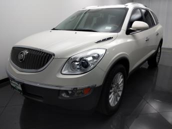 2012 Buick Enclave Convenience - 1330036042