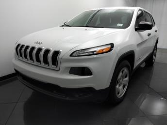 2014 Jeep Cherokee Sport - 1330036048