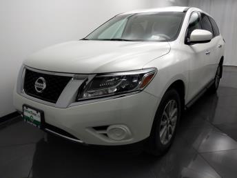 Used 2014 Nissan Pathfinder