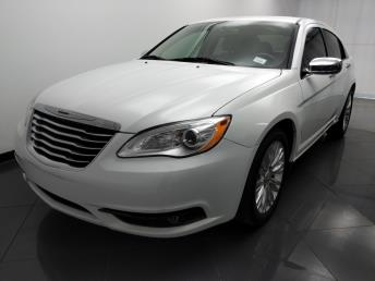 2013 Chrysler 200 Limited - 1330036068