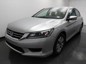 2014 Honda Accord LX - 1330036226