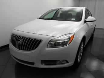 2011 Buick Regal CXL - 1330036227