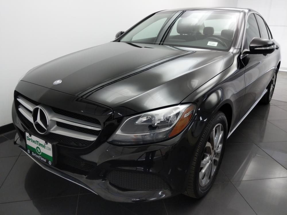 2015 Mercedes-Benz C300 4MATIC  - 1330036265