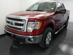 2013 Ford F-150 Super Cab XLT 6.5 ft